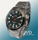 JVD 1041.3 All Steel Black 10 Atm